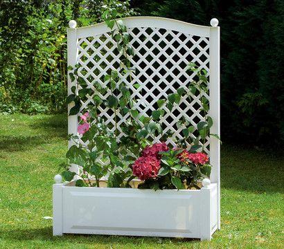 25 trendige pflanzkasten mit spalier ideen auf pinterest. Black Bedroom Furniture Sets. Home Design Ideas