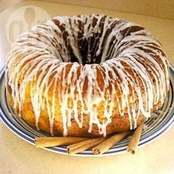 Torta de manzanas y nuez @ allrecipes.com.ar