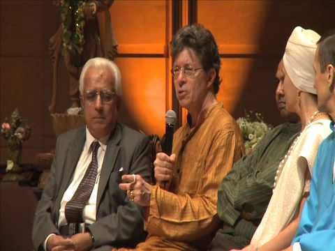 Clip from the Panel session at the 2nd International Ayurveda Yoga Conference in Sydney, 2009 Dr Robert Svoboda answers a question on lust