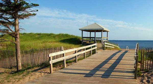 Parlee Beach Provincial Park - Shediac, New Brunswick