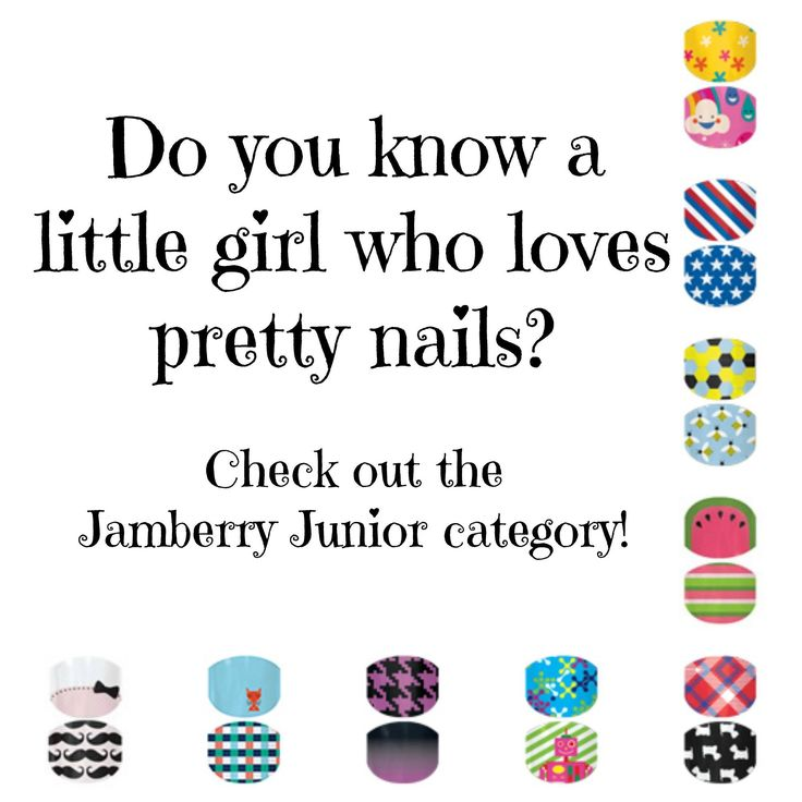 Check out jamberry nail wraps.  http://www.jamminwithme.com