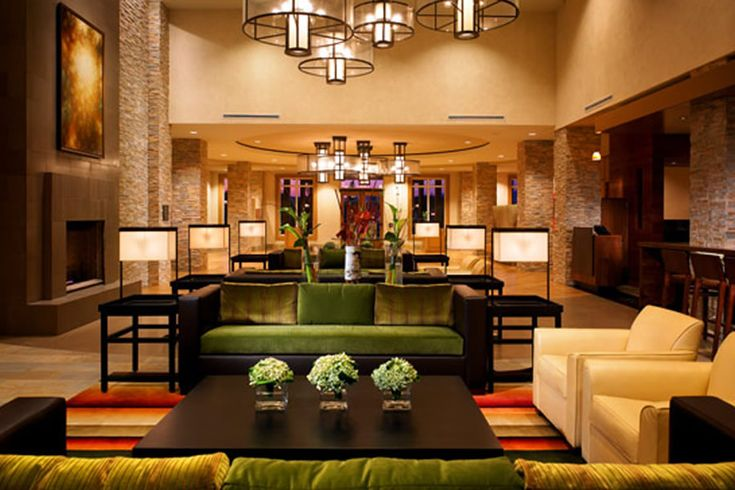 luxury elegant lobby sitting area interior design of the westin