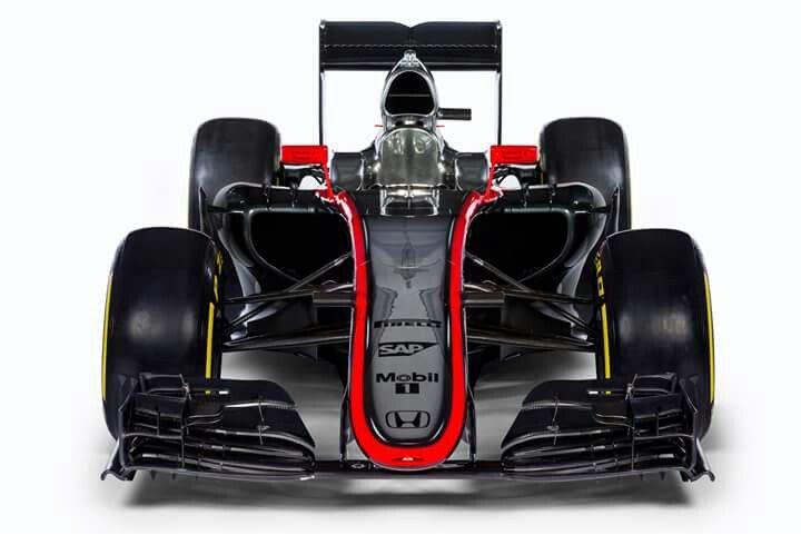 McLaren Honda MP4/30 マクラーレンホンダ!