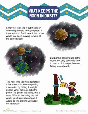 what keeps the planets and moons in orbit - photo #17