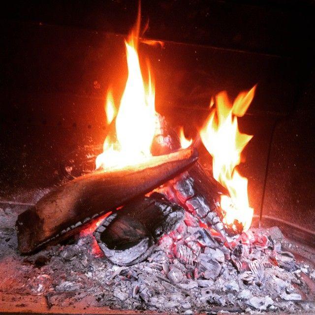 #fireplace #cold #winter #christmas #amfitriti_hotels #nafplio