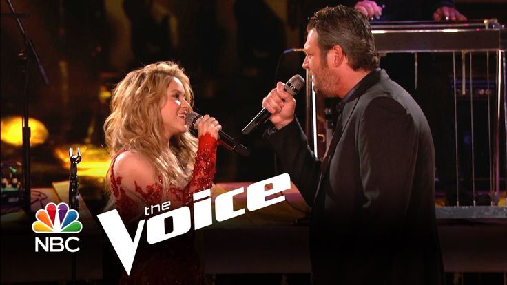 "Blake Shelton and Shakira: ""Medicine"" (The Voice Highlight)"