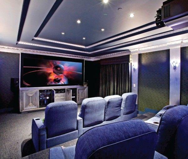 mini home theater interiors 33 trendy inspiration home theater
