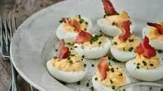 Sriracha Deviled Eggs Recipe - Chowhound