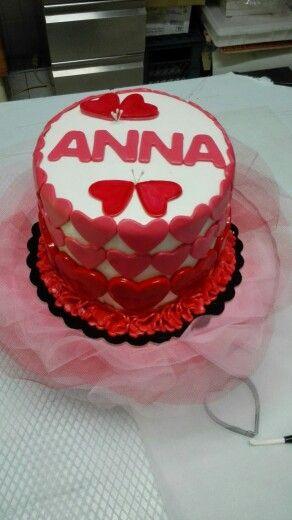 Cuoricini per la piccola Anna