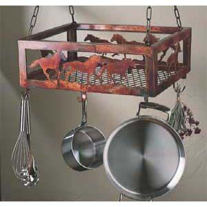 Horse Home Decor   Horse Kitchen Pot Holder