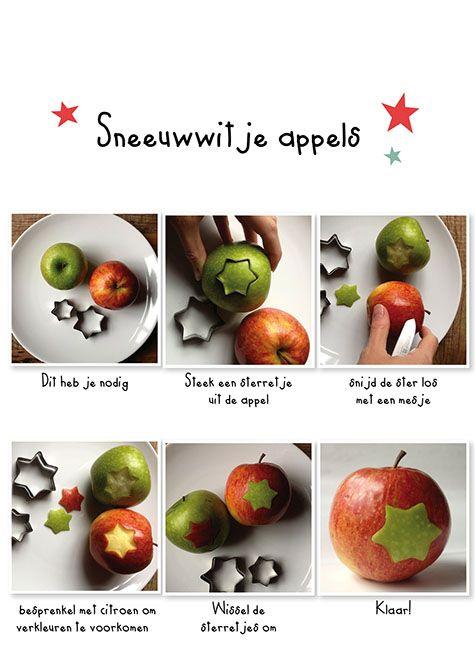 sneeuwwitje appels