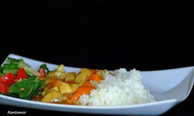Matbibeln och andra jävla recept: En underbar kyckling-gryta med ananas och curry....