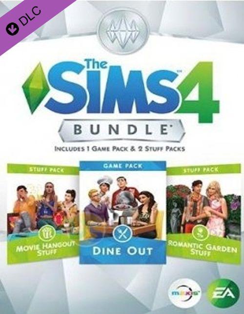The Sims 4 - Bundle Pack 3  Worldwide Region: Worldwide Language: Multilanguage Platform: Origin  https://gamersconduit.com/product/the-sims-4-bundle-pack-3-origin-worldwide/