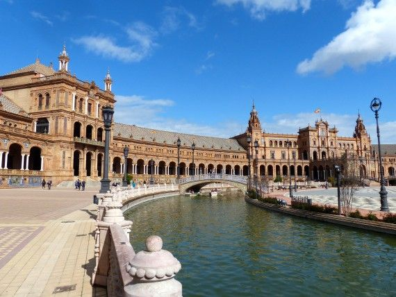 Sevilha - Espanha                                                                                                                                                                                 Mais