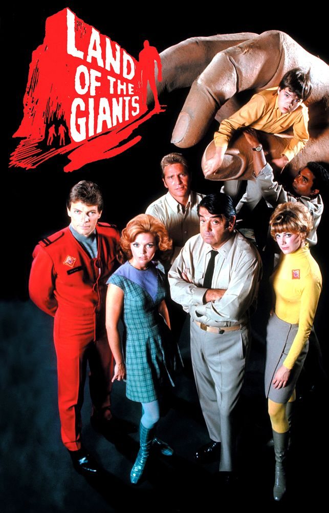Land of the Giants (1968-70)...used to watch reruns during the late 80's-early 90's on Channel 4. Loved my weekend mornings because of it!