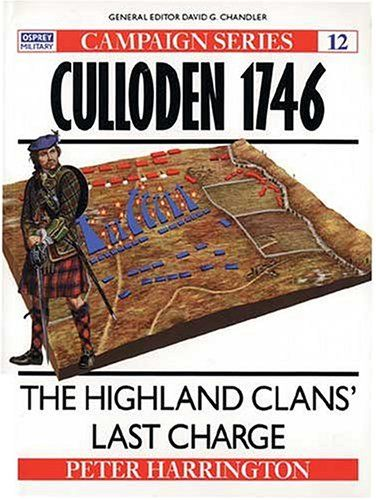 Culloden 1746: The Highland Clans' Last Charge Culloden marked the end of the last and greatest of the Jacobite adventures - the '45 Rebellion - in which the Highland clans challenged the power of the Hanoverian King of England. It was at Culloden that Charles Edward Stuart's army was finally defeated. His tired Highlanders had little chance against the steady infantry and heavy artillery fire of the English.