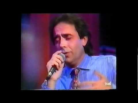 Joan Manuel Serrat y el Tango