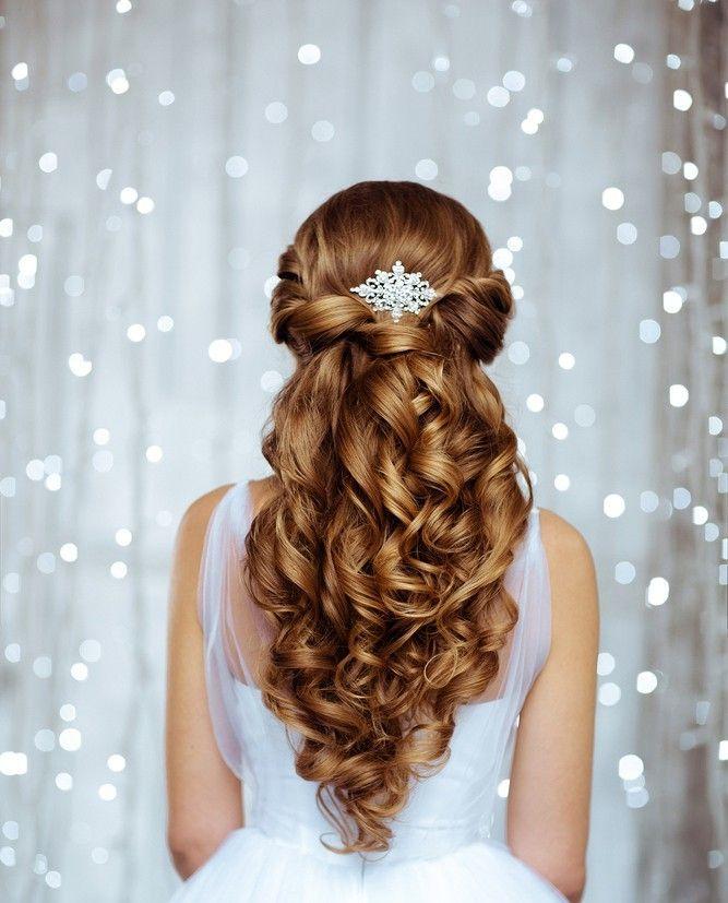 cool Красивые прически на выпускной на длинные волосы (50 фото) — Лучшие варианты вечерних образов Читай больше http://avrorra.com/pricheski-na-vypusknoj-na-dlinnye-volosy-foto/