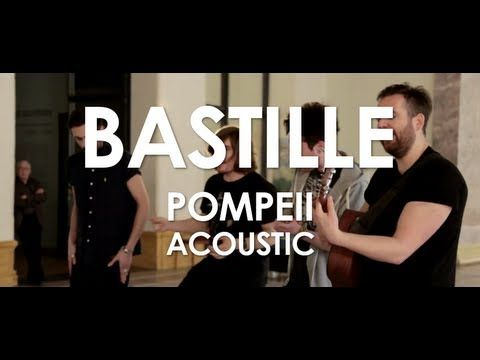 Bastille - Pompeii - Acoustic [ Live in Paris ] SOOO obsessed with them right now <33333