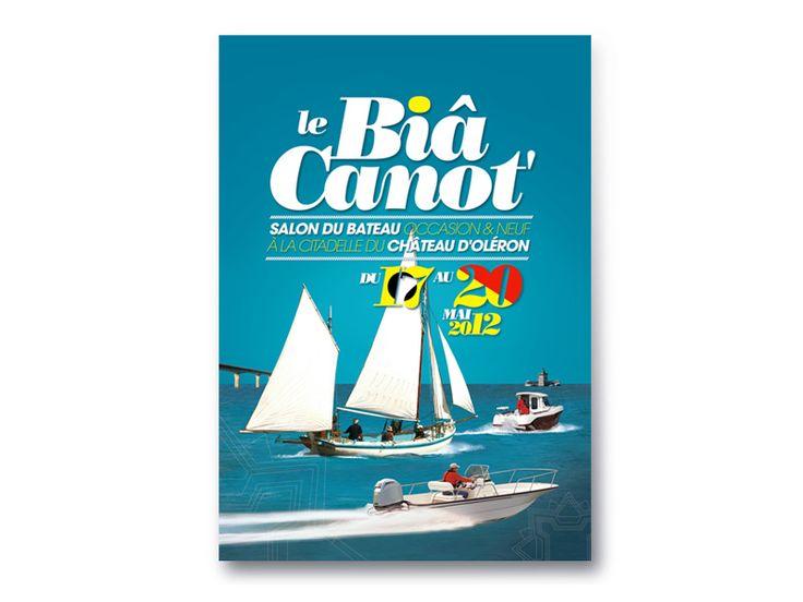 Affiche Le Biâ Canot'