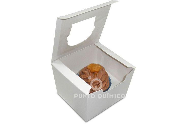 Caja unidad blanco