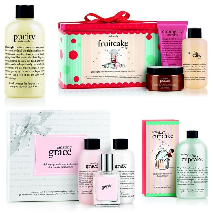 Canadians can enter to win this Prize Pack from philosophy (ARV $125)