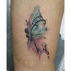 #watercolor #watercolorbutterfly #watercolortattoo #butterfly #butterflytattoo #semicolon #semicolonproject #suicideawareness #semicolontattoo #wristtattoo #nj #njart #njartist #njtattoo #njtattooartist #njtattooshop #inked #inkstagram #datguylouie #datguylouietattoos #sorrymatattoos