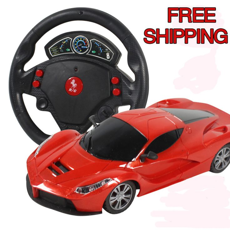 Mini 4 Channels steering wheel Electric Toy RC Car Gravity Sensing Remote Control Automobile Racing Car Toys High Speed Model //Price: $26.58     #drones