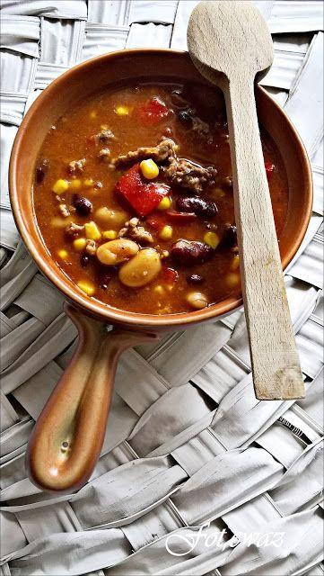 Ewa w kuchni: Jesienna zupa rozgrzewająca