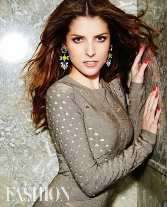 Anna Kendrick's Advice on How to Find Your Prince Charming Is Spot On Anna Kendrick, FASHION Magazine
