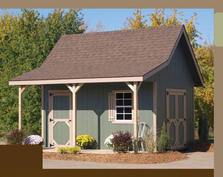garden sheds ohio