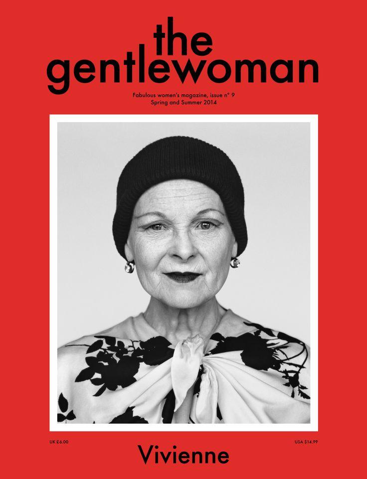 Vivienne Westwood // The Gentlewoman spring/summer 2014