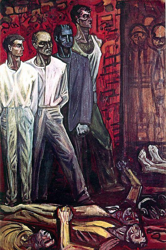 Βάλιας Σεμερτζίδης: Εκτέλεση 1 Μαϊου 1944