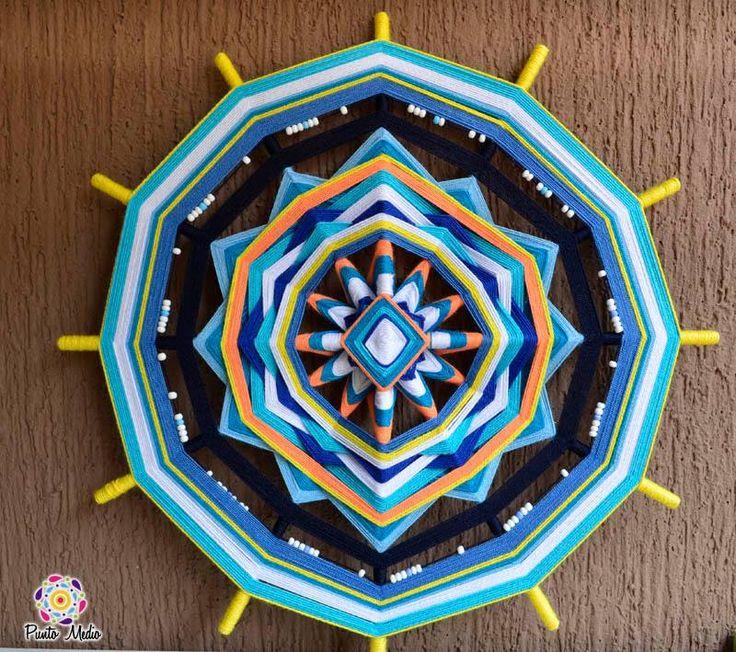 Mandala de la tranquilidad. www.facebook.com/Ptomedio