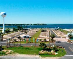 Destin West Rv Resort Fort Walton Beach Florida Top Park