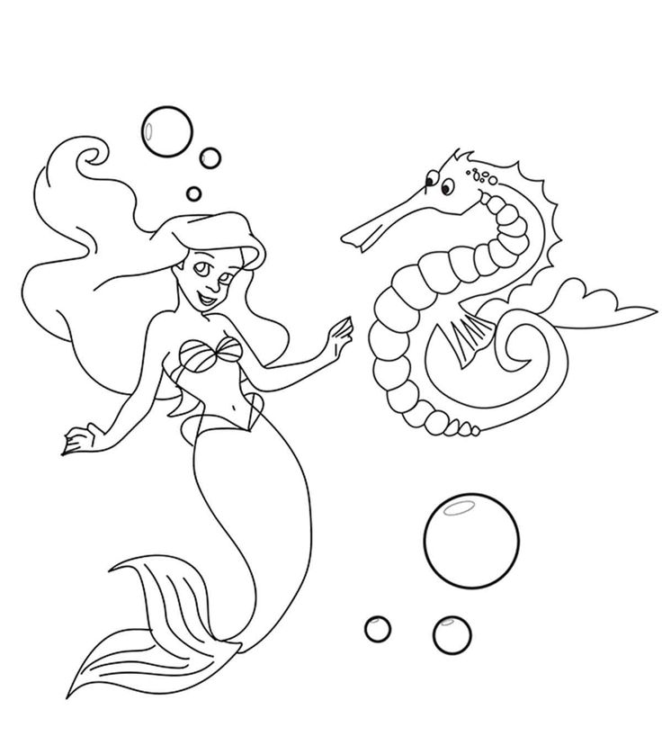 Top 10 Free Printable Seahorse Coloring Pages Online In 2021 Horse Coloring Pages Animal Coloring Pages Coloring Pages Inspirational