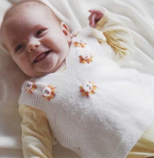 Anlatımlı Örgü Bebek Süveteri Yapılışı