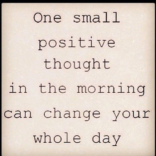 Inspirational Quotes To Get You Through The Week (January 28, 2014) staying positive, positivity #positivity