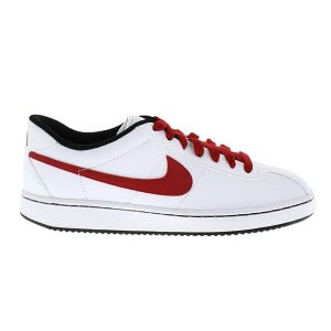 Zapatillas deportivas cordones Nike Brutez Plus (GS) blanco/rojo