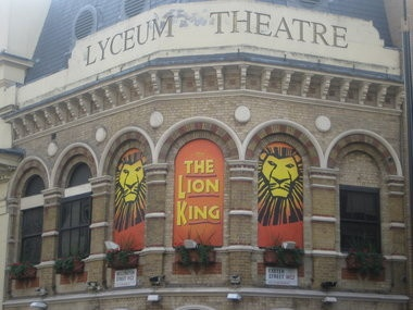 Lion King at the Lyceum Theatre! ~MAIN ATTRACTION ~