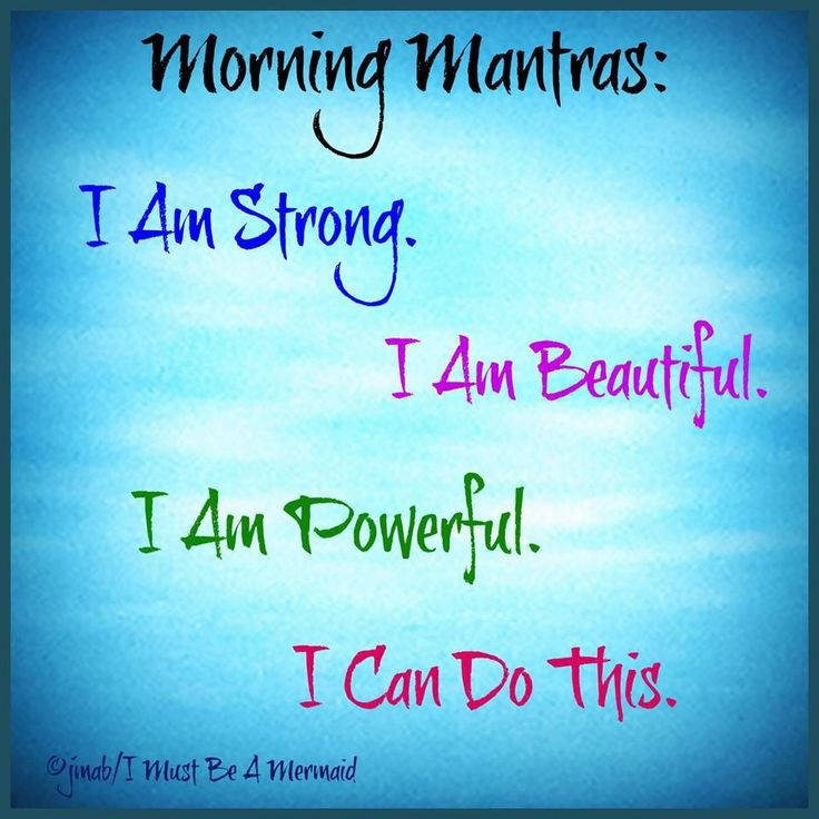 Morning Inspirational Quotes: 17 Best Ideas About Morning Mantra On Pinterest