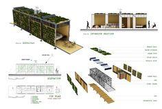 Galería de ECObitat: Casa modular transportable - 3