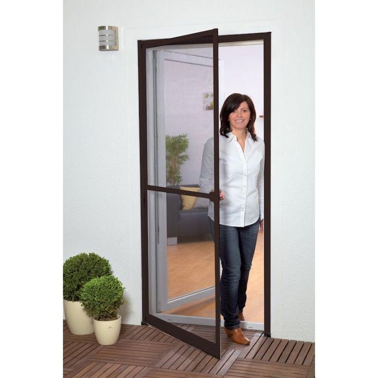 les 25 meilleures id es de la cat gorie portes moustiquaires d 39 aluminium sur pinterest voler. Black Bedroom Furniture Sets. Home Design Ideas