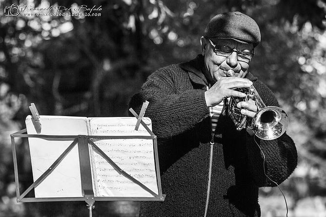 Sofia - Bulgaria- At the Park -by Emanuele Del Bufalo- On Sunday morning the gardens of the city of Sofia are populated by many people, who leads walking the dog, who comes out with the kids, who plays chess and someone who improvises a small jazz concert