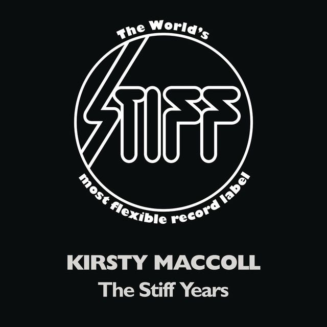 """They Don't Know"" by Kirsty MacColl was added to my Discover Weekly playlist on Spotify"