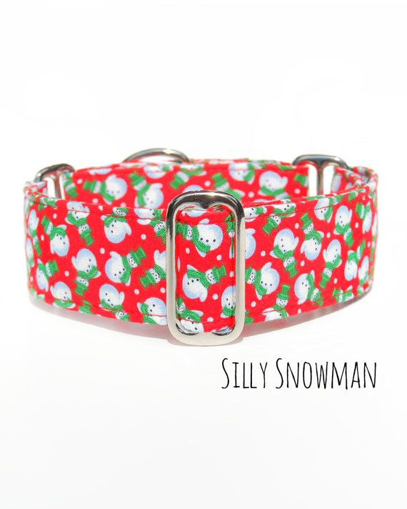 35 Best Halloween And Christmas Martingale Dog Collars
