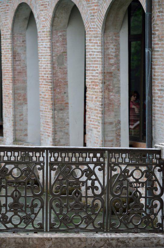 Un cuore verde pulsante nel centro storico di Treviso: la Pescheria