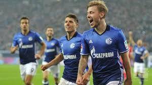 Wolfsburg 0 - 1 Schalke 04Competition: BundesligaDate: 19 November 2016Stadium: VOLKSWAGEN ARENA (Wolfsburg)Referee: