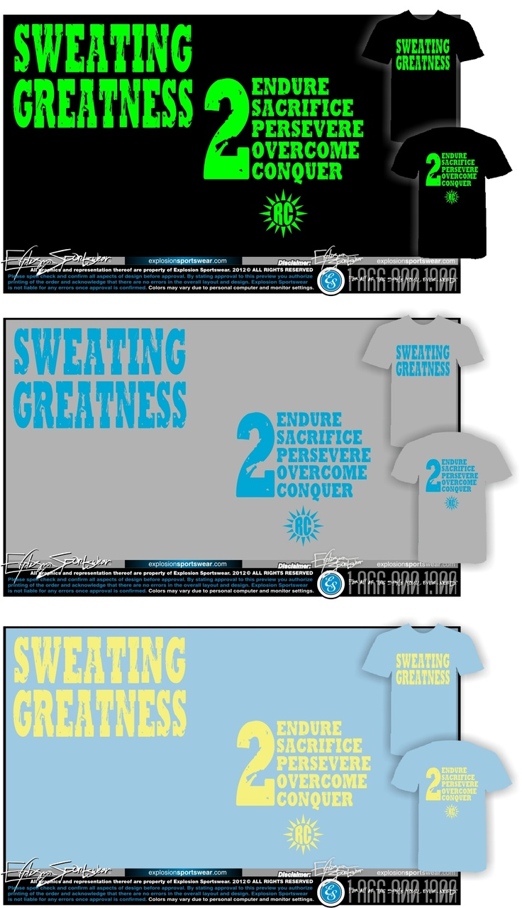 These are some color choices for the youth shirts. You can choose any color for your shirts.