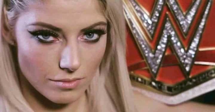 Bliss RAW Red Women Championship